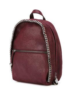 Рюкзак Falabella Stella Mccartney                                                                                                              розовый цвет