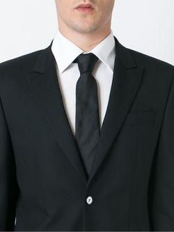 Галстук С Элементом В Стиле Милитари Givenchy                                                                                                              чёрный цвет