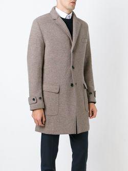 Классическое Однобортное Пальто Barena                                                                                                              Nude & Neutrals цвет