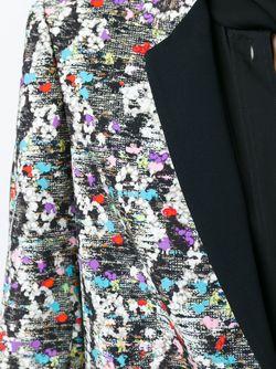 Тканый Пиджак Roberto Cavalli                                                                                                              многоцветный цвет