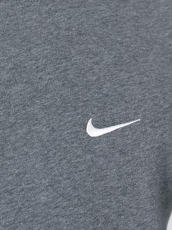 Толстовка Club Crew Nike                                                                                                              серый цвет