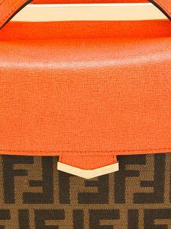Сумка На Плечо Demi Jour Fendi                                                                                                              коричневый цвет