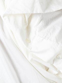 Драпированная Блузка Vivienne Westwood Gold Label                                                                                                              белый цвет