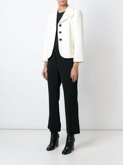 Пиджак На Пуговицах Normal Marc Jacobs                                                                                                              белый цвет