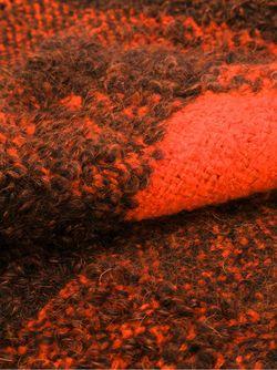 Шарф Markino Faliero Sarti                                                                                                              красный цвет