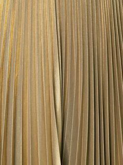 Плиссированная Юбка Gates A.L.C.                                                                                                              желтый цвет