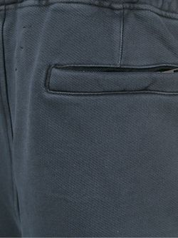 Спортивные Брюки Adidas Originals By Kanye West YEEZY                                                                                                              синий цвет