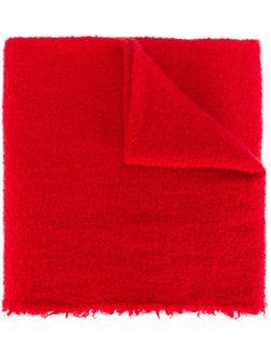 Фактурный Шарф Faliero Sarti                                                                                                              красный цвет