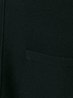 Свитер С V-Образным Вырезом Joseph                                                                                                              чёрный цвет