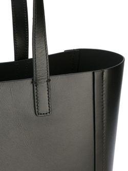 Большая Сумка-Шоппер Loeffler Randall                                                                                                              чёрный цвет