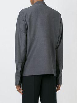 Рубашка С Запахом Ports                                                                                                              серый цвет