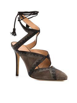 Туфли Macy Alexa Wagner                                                                                                              коричневый цвет