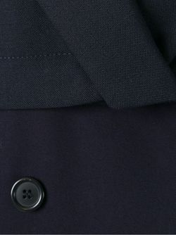 Блейзер С Поясом Maison Margiela                                                                                                              синий цвет