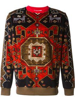 Свитер С Орнаментом Persian Givenchy                                                                                                              многоцветный цвет