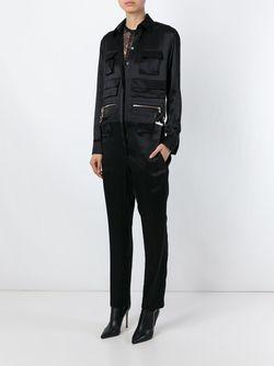 Комбинезон В Стиле Милитари Givenchy                                                                                                              чёрный цвет