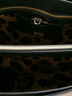 Маленькая Сумка-Тоут Eternity Dolce & Gabbana                                                                                                              многоцветный цвет