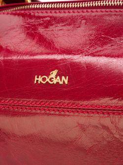 Сумка-Тоут Среднего Размера Hogan                                                                                                              красный цвет