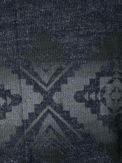 Толстовка-Хенли С Принтом RRL                                                                                                              синий цвет