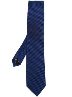 Фактурный Галстук Tom Ford                                                                                                              синий цвет