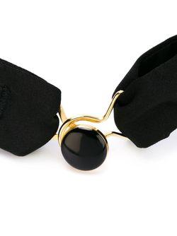 Керамический Галстук-Бабочка COR SINE LABE DOLI                                                                                                              чёрный цвет