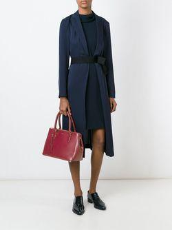 Классическая Сумка-Тоут Polo Ralph Lauren                                                                                                              розовый цвет