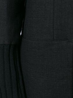 Удлиненное Пальто SOCIETE ANONYME                                                                                                              черный цвет