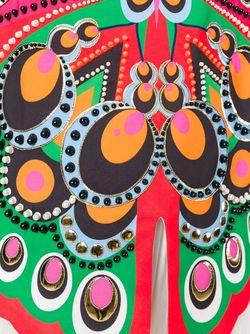 Блузка С Принтом Manish Arora                                                                                                              многоцветный цвет