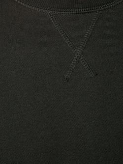 Толстовка С Круглым Вырезом STAMPD                                                                                                              черный цвет