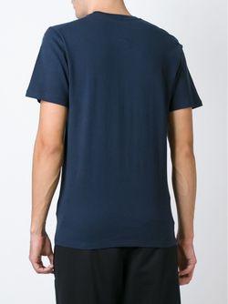 Футболка The Fourness Tokyo adidas Originals                                                                                                              синий цвет
