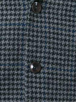 Твидовый Блейзер Boglioli                                                                                                              серый цвет