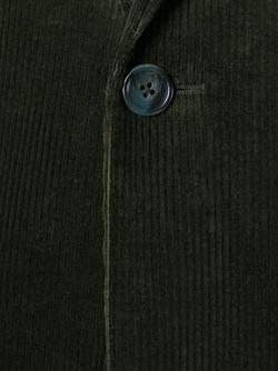 Вельветовый Блейзер Z Zegna                                                                                                              зелёный цвет