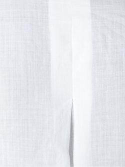 Блузка С Передней Панелью Joseph                                                                                                              белый цвет