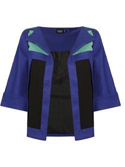 Panelled Jacket FERNANDA YAMAMOTO                                                                                                              синий цвет