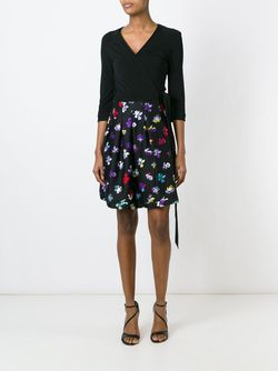 Jewel Dress Diane Von Furstenberg                                                                                                              чёрный цвет