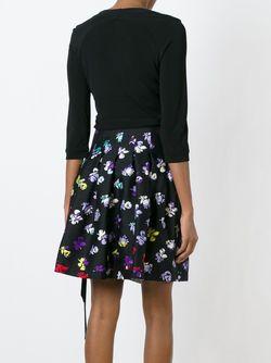 Jewel Dress Diane Von Furstenberg                                                                                                              чёрный цвет