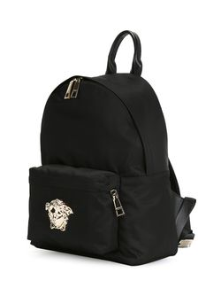 Medusa Backpack Versace                                                                                                              черный цвет