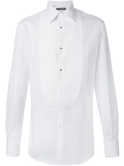 Рубашка-Смокинг Dolce & Gabbana                                                                                                              белый цвет
