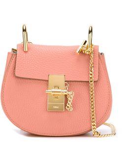 Сумка Через Плечо Drew Chloe                                                                                                              розовый цвет