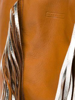 Сумка-Шопер Everyday Sara Battaglia                                                                                                              коричневый цвет