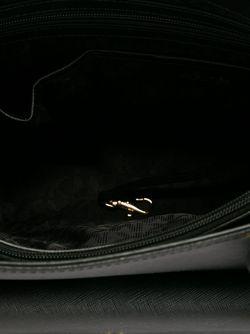 Средняя Сумка-Тоут Jet Set Michael Michael Kors                                                                                                              чёрный цвет