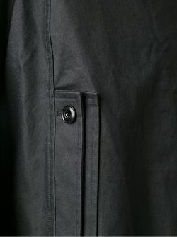 Плащ-Накидка LEMAIRE                                                                                                              чёрный цвет
