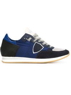 Lace-Up Sneakers Philippe Model                                                                                                              синий цвет
