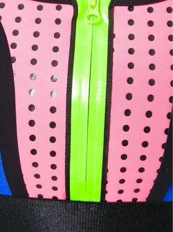 Спортивный Лиф Дизайна Колор-Блок Monreal London                                                                                                              многоцветный цвет
