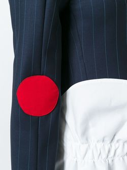Куртка La Vest A Lenvers JACQUEMUS                                                                                                              синий цвет