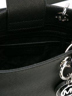 Маленькая Сумка Через Плечо Cynthia Michael Michael Kors                                                                                                              чёрный цвет