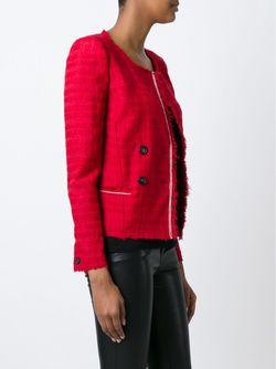 Пиджак Flenn Isabel Marant Étoile                                                                                                              красный цвет