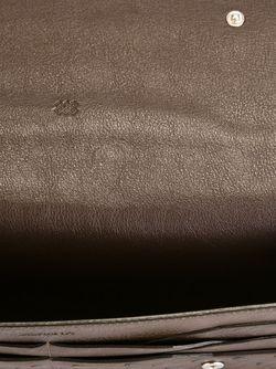 Кошелек С Откидным Клапаном QUAMTA                                                                                                              коричневый цвет