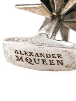 Запонки С Черепом Alexander McQueen                                                                                                              серебристый цвет