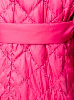 Двухсторонний Пуховик С Капюшоном 'S Max Mara                                                                                                              розовый цвет