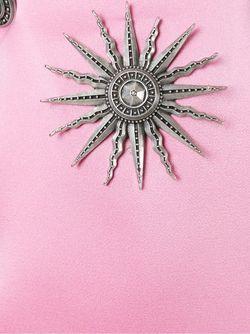 Платье С Вырезными Деталями Fausto Puglisi                                                                                                              розовый цвет